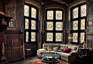 History of European Interior Design